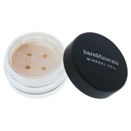 Mineral Illuminating Powder (Mineral Veil Finishing Powder - Illuminating by bareMinerals for Women - 0.03 oz)