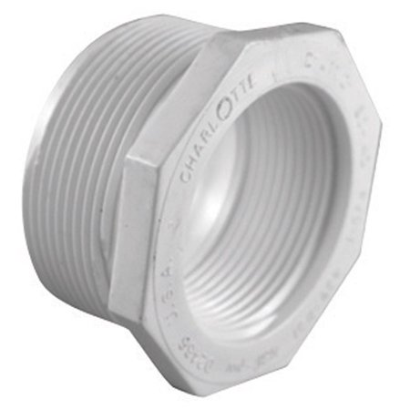 - Charlotte Pipe Reducer Bushing Mpt X Fpt 1-1/4