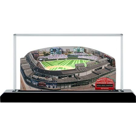 Wrigley Field Replica (Chicago Cubs 9