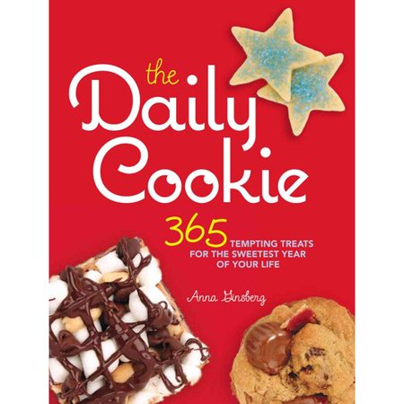 The Daily Cookie: Tempting Treats for the Sweetest Year of Your Life