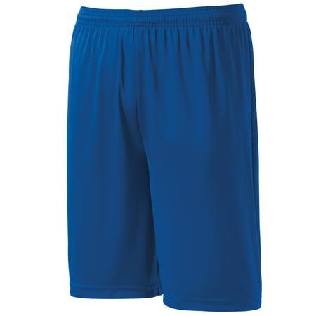 Sport-Tek Men's Comfortable Lightweight Fitness Short_True Royal_Large