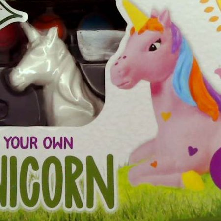 Creative Roots Paint Your Own Unicorn by Horizon Group USA ()