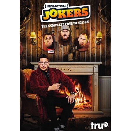 Impractical Jokers: The Complete Fourth Season