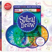 Klutz Spiral Draw Book Kit