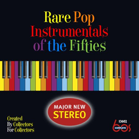 Rare Pop Instrumentals of the Fifties](Fifties Rock)