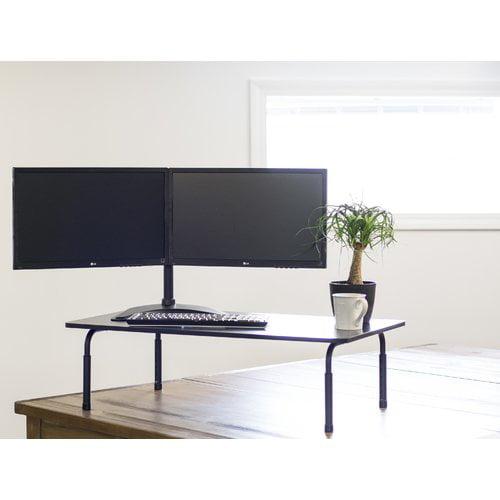 Standing Height Adjustable Desktop Stand Standup Work Space