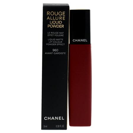 Rouge Allure Liquid Powder - 960 Avant Gardiste by Chanel for Women - 0.3 oz Lipstick