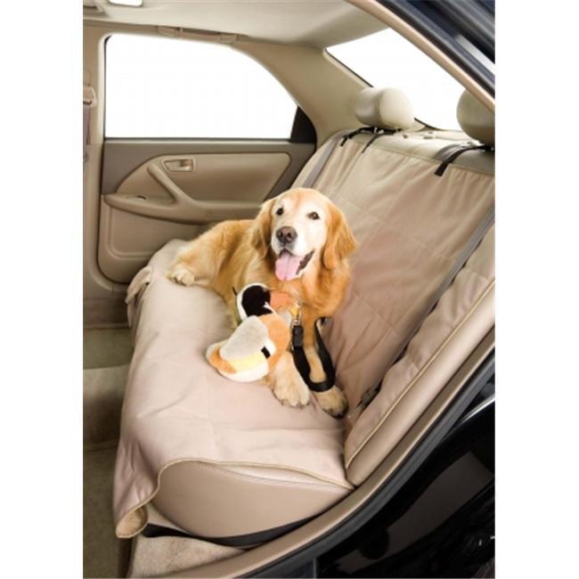 Duragear 3140 Velvet Bench Seat Cover - Sand