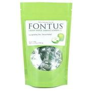 Green Apple and Manuka Honey Lozenges (50 count bag)