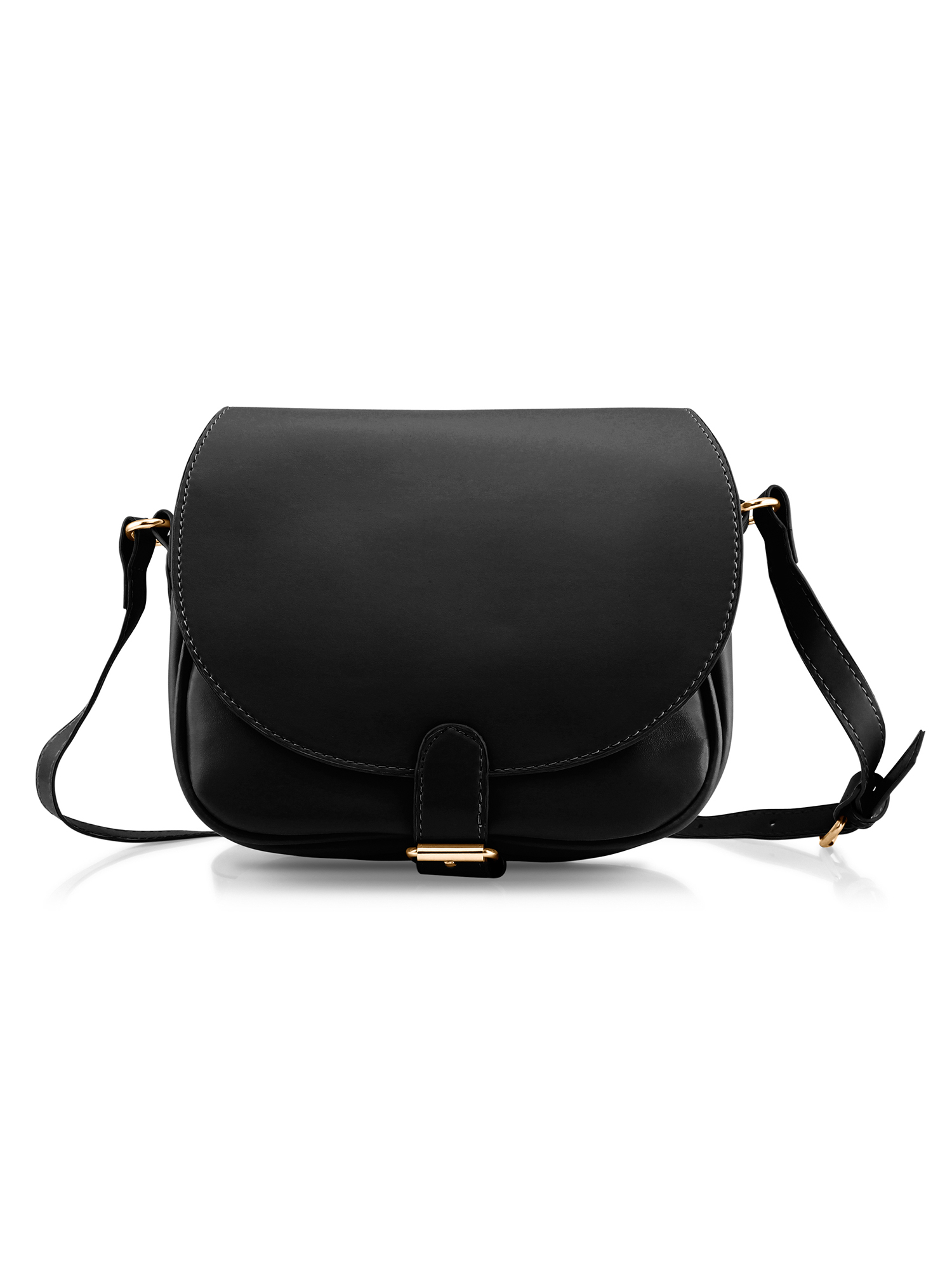 7ffb0492d695 GEARONIC TM - Fashion Women Crossbody Handbag PU Leather Shoulder Bag Tote Purse  Ladies Satchel Messenger Hobo Bags - Walmart.com