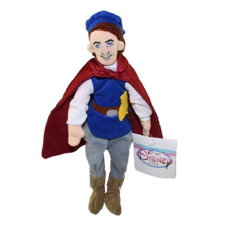 Disney Bean Bag Plush - THE PRINCE (Snow White & the Seven Dwarfs) (10.5 - Disney Snow White Seven Dwarfs
