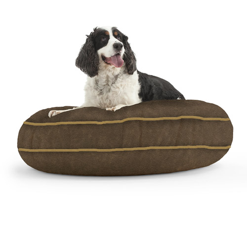 "WufFuf Round Pet Bed, 42"" Diameter"