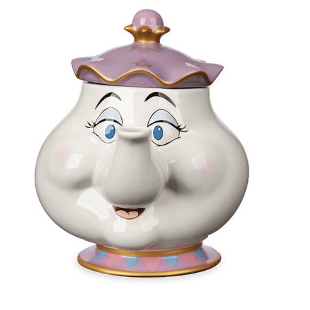 Disney Beauty and the Beast Mrs. Potts Teapot New (Best Teapot For Tea)