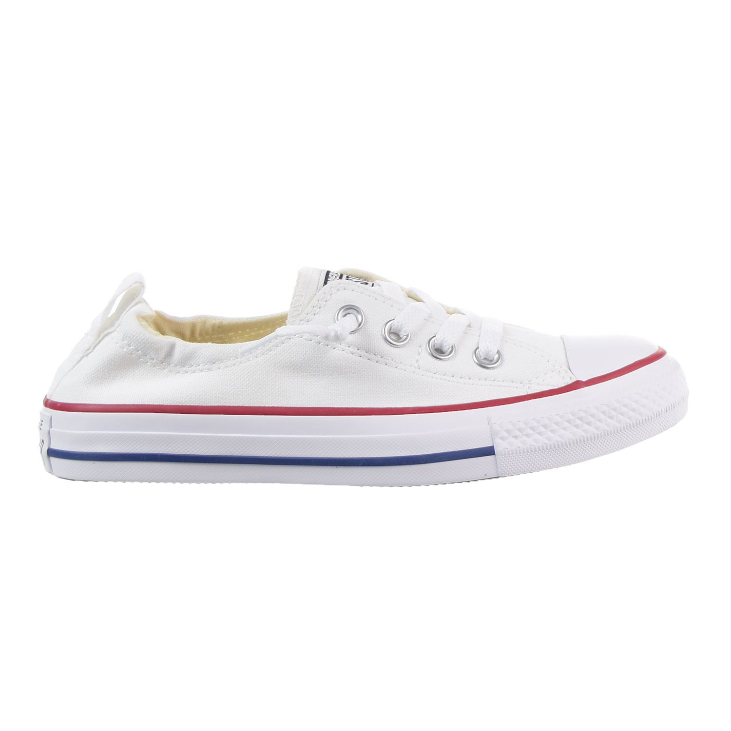 Converse Chuck Taylor All Star Shoreline Womens Slip-On Shoes White 537084f by Converse