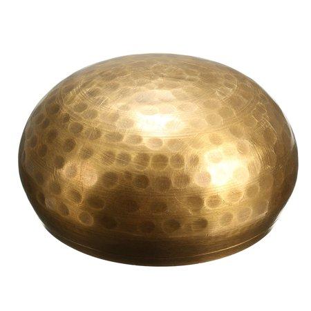 3.5 Inch Brass Singing Bowl + Wooden Hand Hammered  For Meditation yoga bowl Prayer Buddhist Tibetan Yoga Healing - image 6 de 7