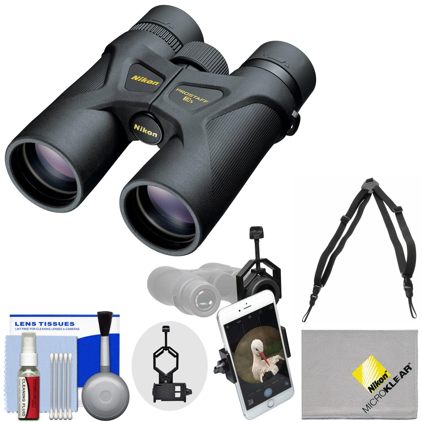 Nikon Prostaff 3S 10x42 Waterproof / Fogproof Binoculars ...