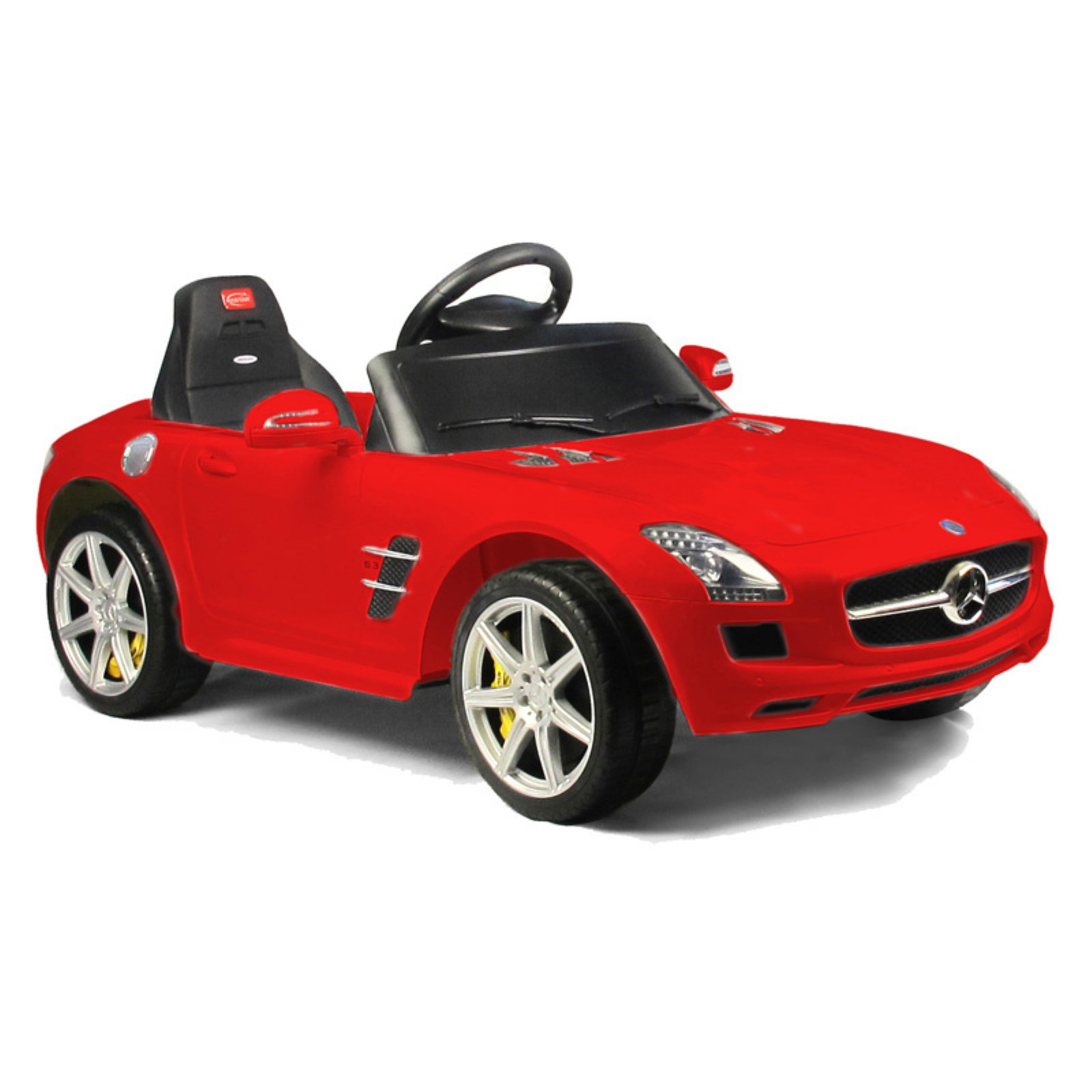 Vroom Rider Mercedes Benz SLS AMG Rastar Battery Powered Riding Toy