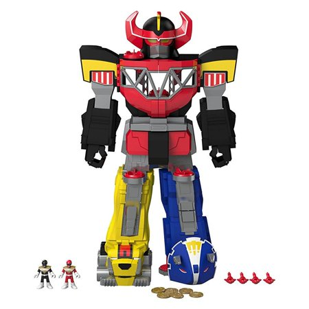 fisher-price imaginext power rangers morphin - Megazord For Sale