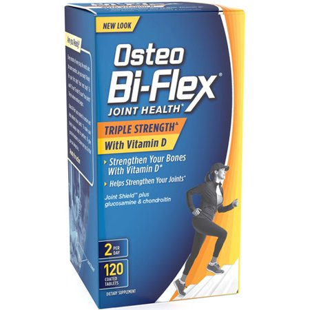 Osteo Bi Flex Joint Health Dietary Supplement Tablets  120 Count