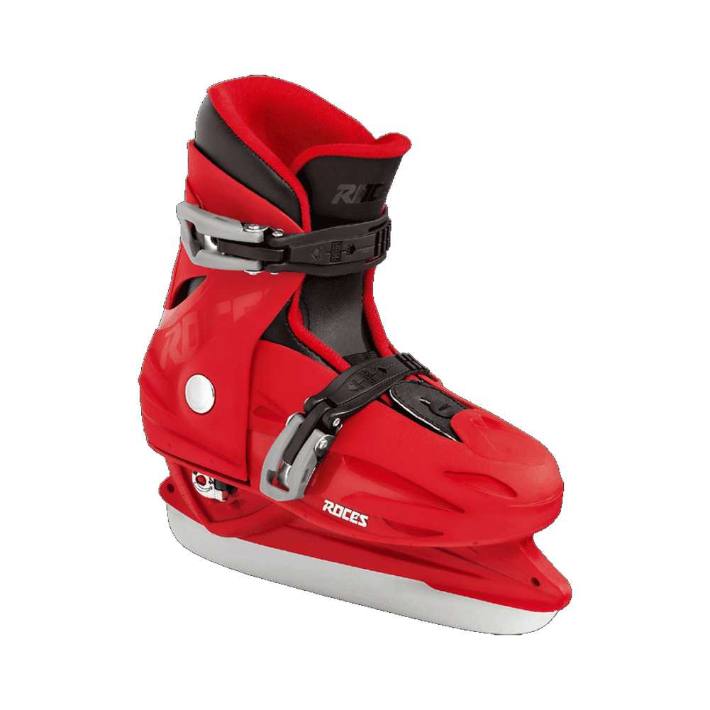 Roces Kids Adjustable Ice Skate MCK II Hockey 450518-00002 by Roces