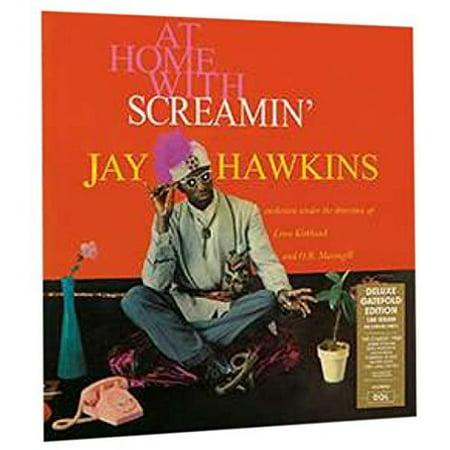 At Home With Screamin Jay Hawkins (Vinyl)](Screamin Jay Hawkins Halloween)