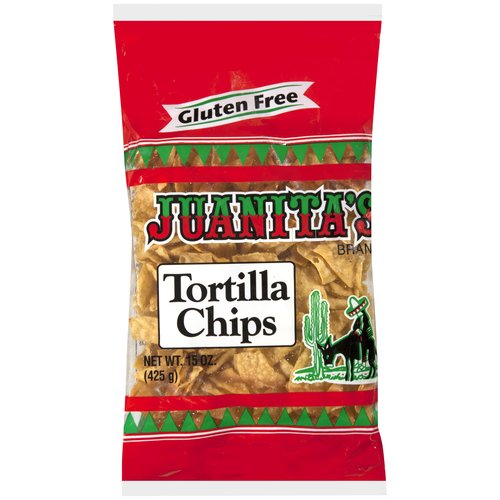 Juanita������������������?������?s Tortilla Chips, 15 oz