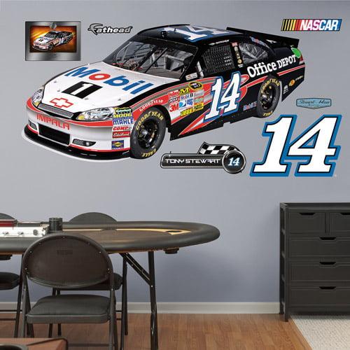 Tony Stewart #14 Mobil 1 Car 2012 33-33067