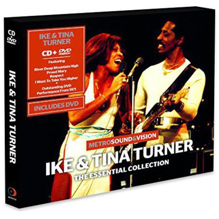 Ike & Tina Turner the Legends Live in '71 (CD) (Tina And Ike Turner Rolling On The River)