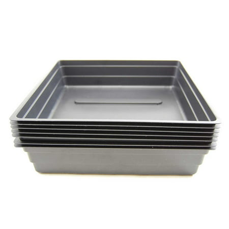 Plant Germination Drip Trays - Pack of 5 - 10
