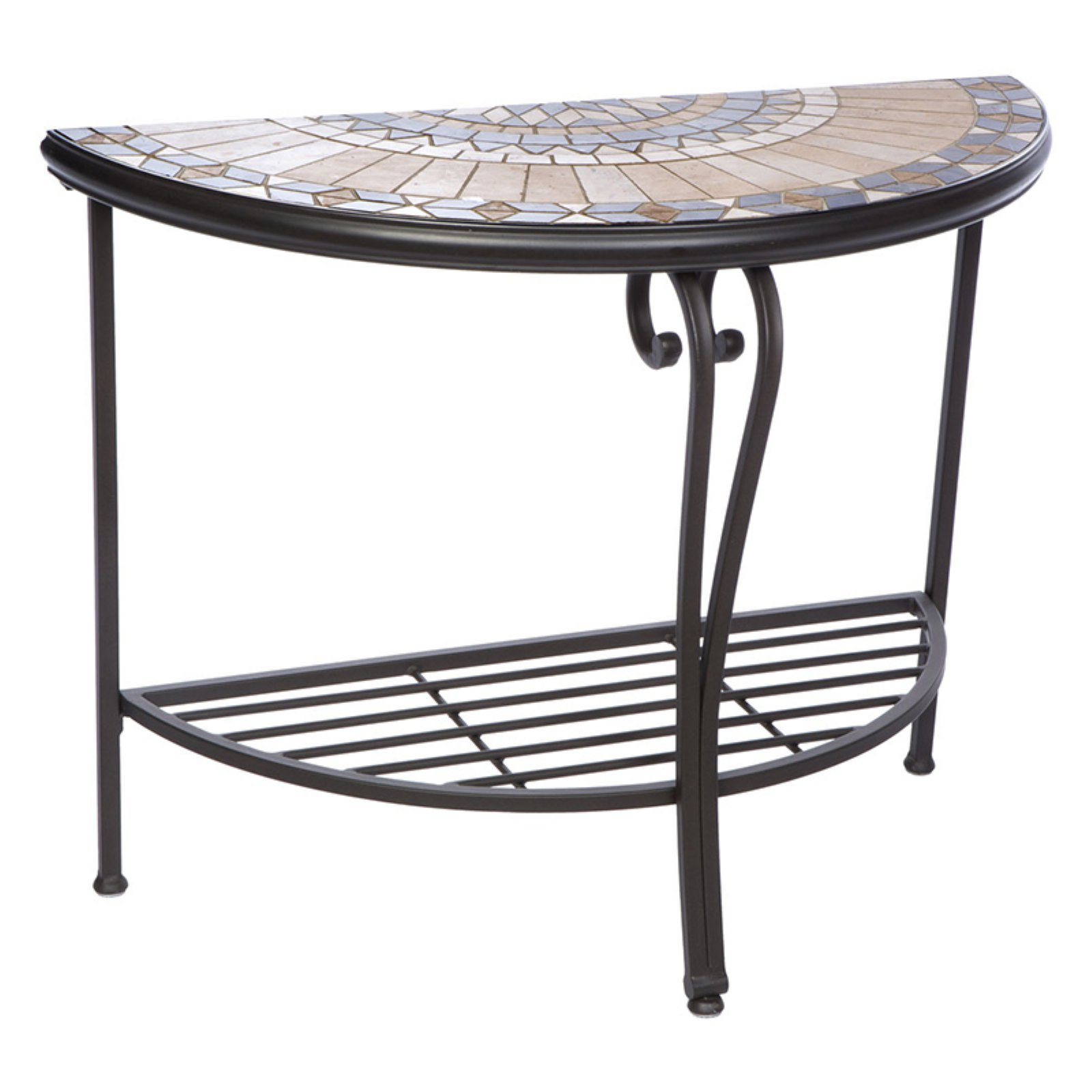 Alfresco Home Loretto Patio Console Table