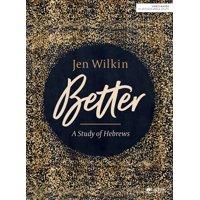 Better - Bible Study Book : A Study of Hebrews