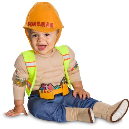 Construction Worker Halloween (Lil' Construction Worker)