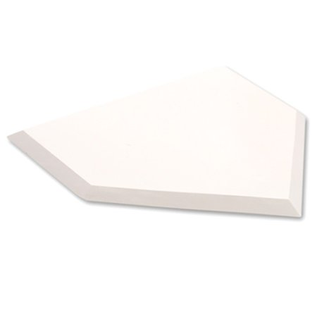 BSN BBSBHPXXY Rubber Home Plate