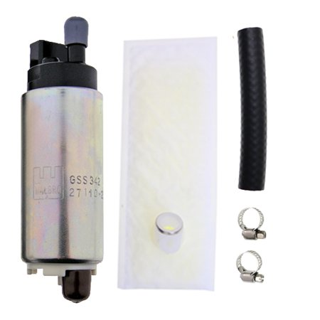 Genuine Walbro GSS342 255LPH Fuel Pump With HFP-K846 Kit For Acura Integra 1994-2001