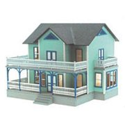 Dollhouse Dh18: Seaside Cottage Kit