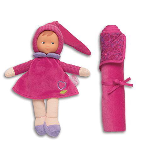 Corolle Babi Blanket Doll, Miss Grenadine by Corolle