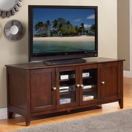 Alpine Furniture Costa 58 in. TV Console - Cherry