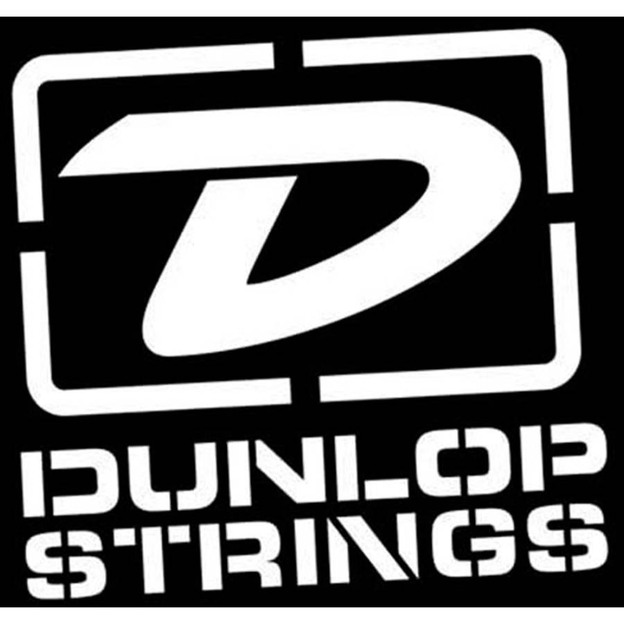 Dunlop DBN130T Tapered Nickel Wound Plated Steel Bass String, 130