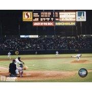 Nolan Ryan Action Sports Photo - Pitching - 7th No Hitter (10 x 8)