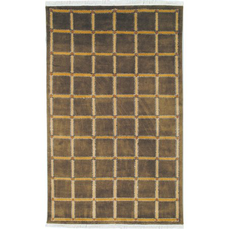 Safavieh Lexington Eddie Geometric Squares Area Rug (Lexington Pattern)