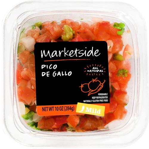 Marketside Mild Pico De Gallo, 10 oz