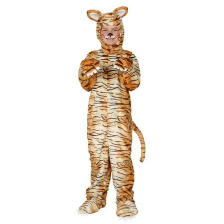 Tiger Costume For Kids (Child Tiger Costume)