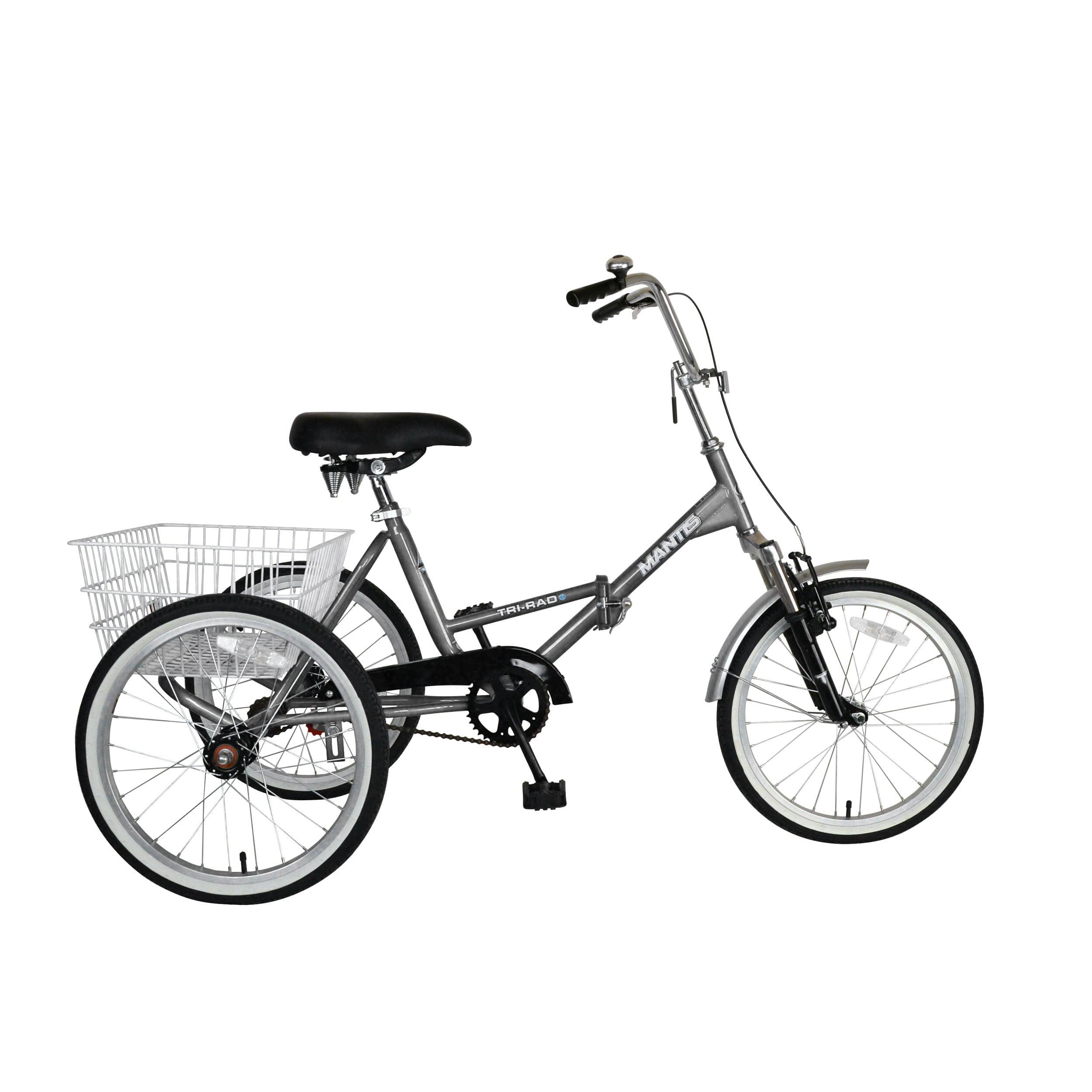da ca d b dee bcccefbbcfbfabc jpeg mantis tri rad 20 folding adult tricycle unisex silver