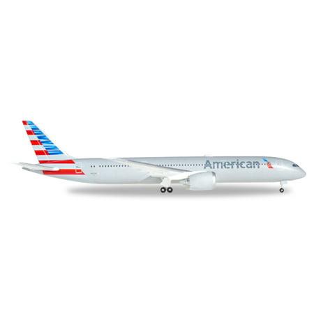 Herpa Wings 530422 American Airlines Boeing 787-9 Dreamliner 1/500 Scale Model