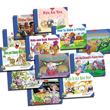 Creative Teaching Press Reading For Fluency Set 2 Variety Pack ()