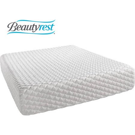 Beautyrest 12 Quot Mattress In A Box Gel Memory Foam