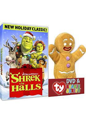 Shrek The Halls With Gingerbread Man Plush Toy Walmart Com Walmart Com