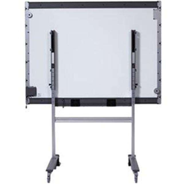 Smart Board Mobile Floor Stand For 77 To 87 Smart Board