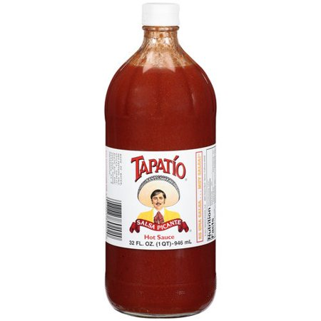 (2 Pack) Tapatio, Hot Sauce, 32 oz