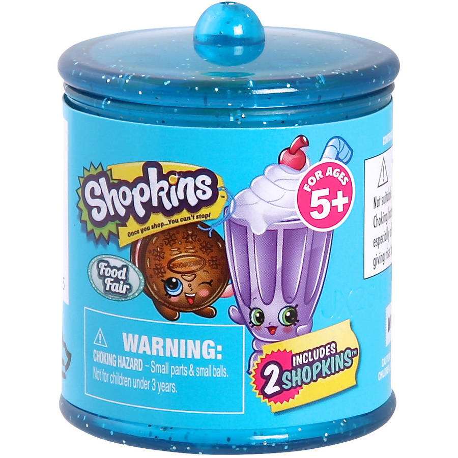 Shopkins Season 4 Food Exclusive, 2-Pack